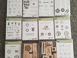 12 kits STAMPIN UP!